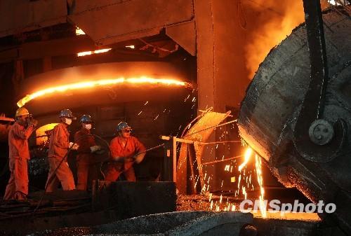 期钢翻绿!粗钢产量创新高 钢价要回调?